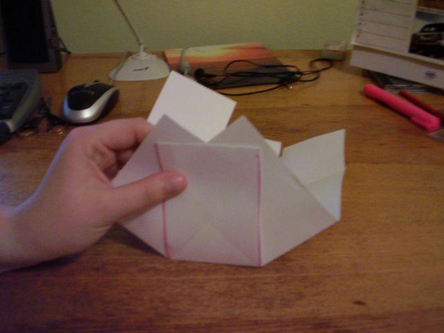 Smajlik - svatební košíčky - 6) Přidejte k nim prostřední díl.