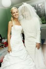 Falešná nevěsta zajištěna (to bude ženich koukat)