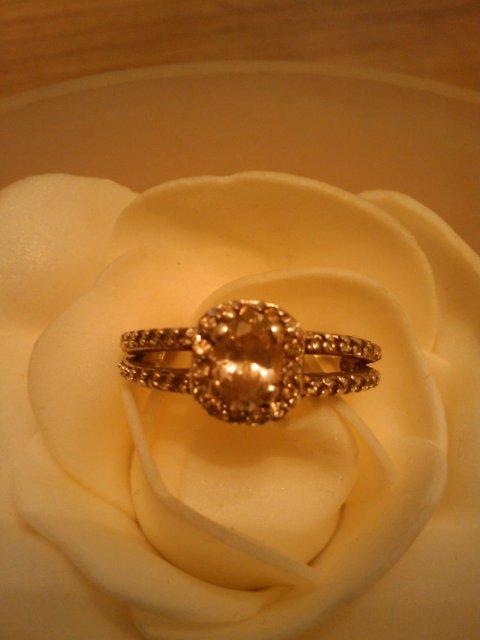 Čo by sme chceli - môj snubný prstienok