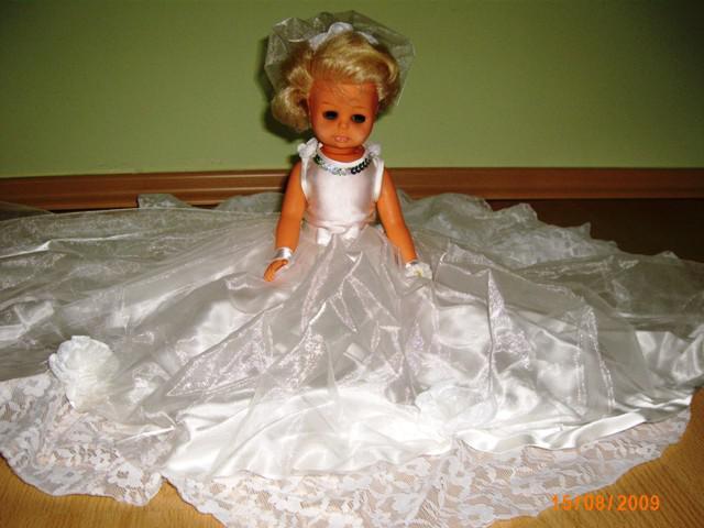 Čo by sme chceli - ale kolegynka mi požičala aj bábiku, takže ...