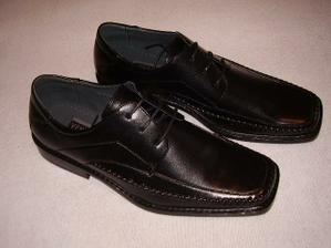 Miláčkovi jsme už také boty pořídili