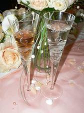 naše svadobné poháre