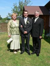 Ďoďko s rodičmi
