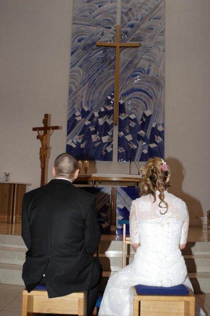 Silvia{{_AND_}}Marek - v kostole