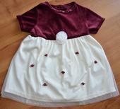 Sváteční sametové šaty, 86