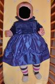 Slavnostní šatičky pro mimi holčičku, 68