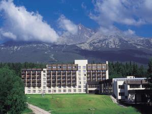 Svatební cesta-Tatry hotel Hutník