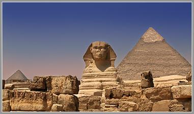 Egypt-svadobná cesta