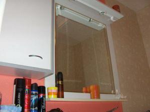 predok,umyvadlo,zrkadlo
