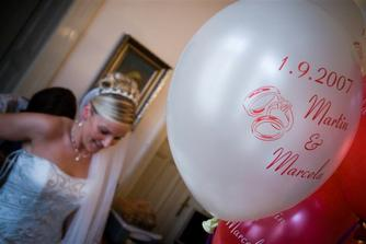 krasne romanticka svatba....