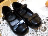 cierne sandalky, 28