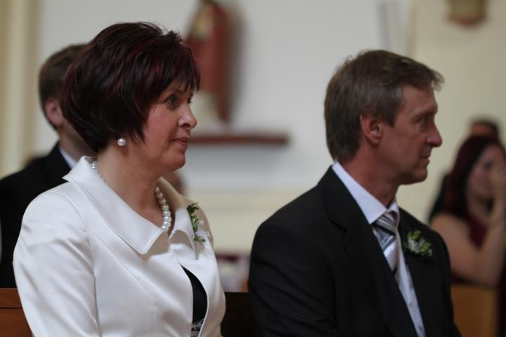 Jitka{{_AND_}}Radek - rodiče nevěsty