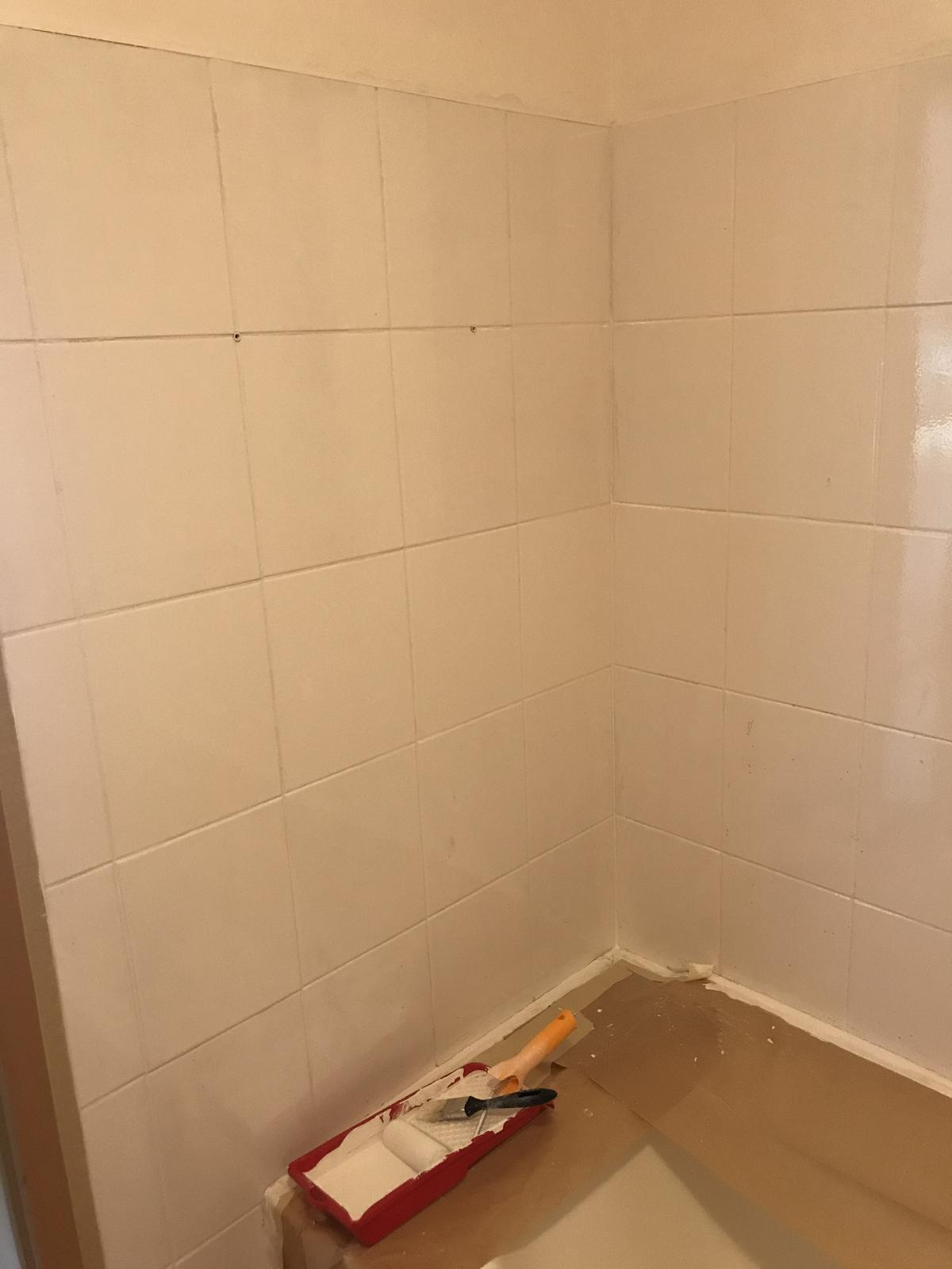 Z příšerné koupelny tvořím trochu lepší 💪 - Obrázek č. 7