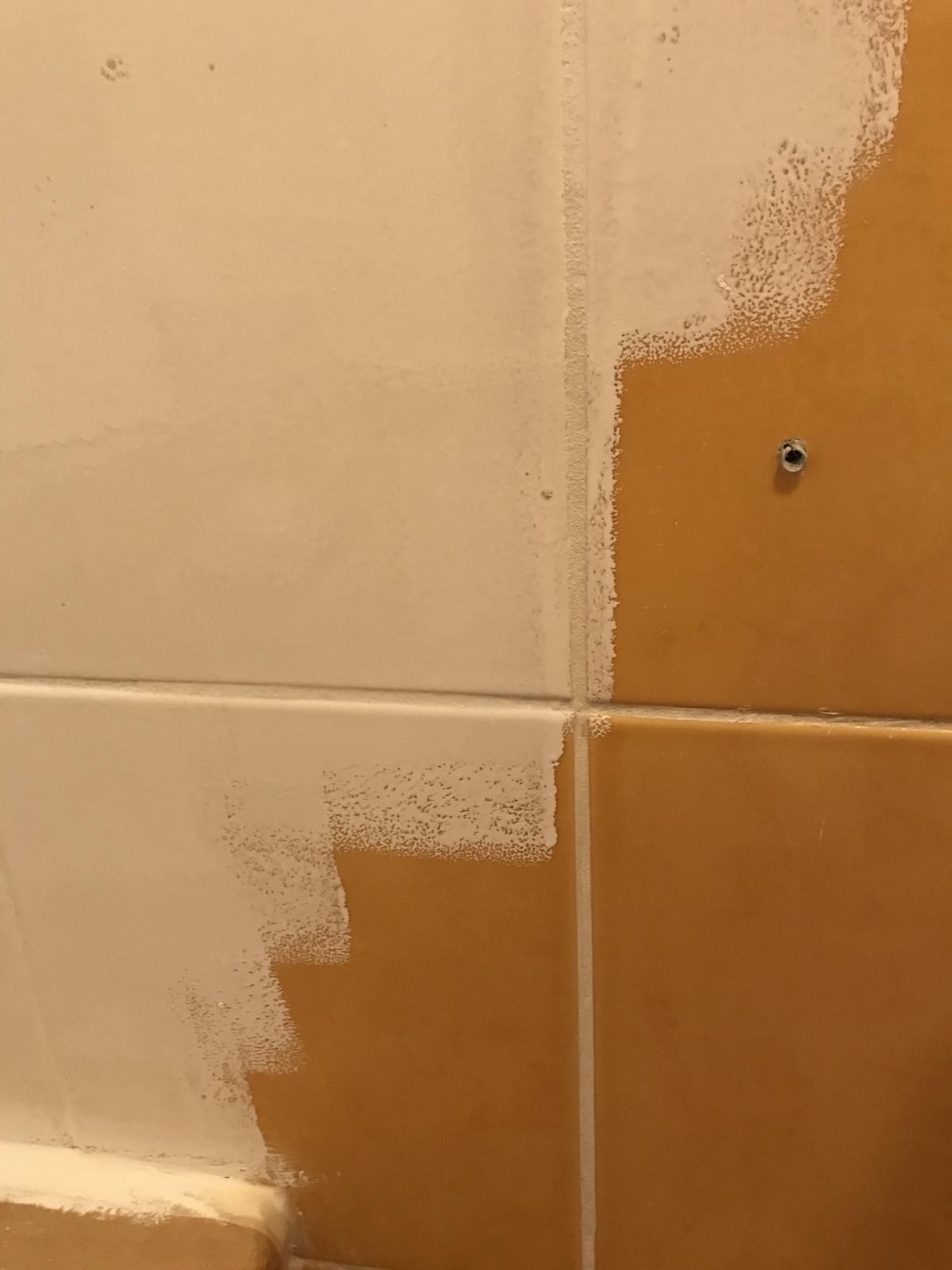 Z příšerné koupelny tvořím trochu lepší 💪 - Obrázek č. 8