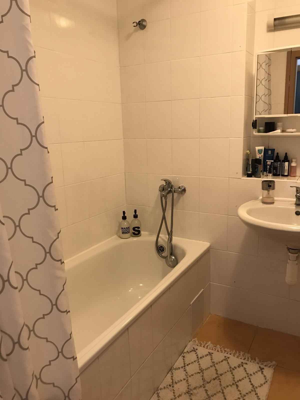 Z příšerné koupelny tvořím trochu lepší 💪 - Obrázek č. 13