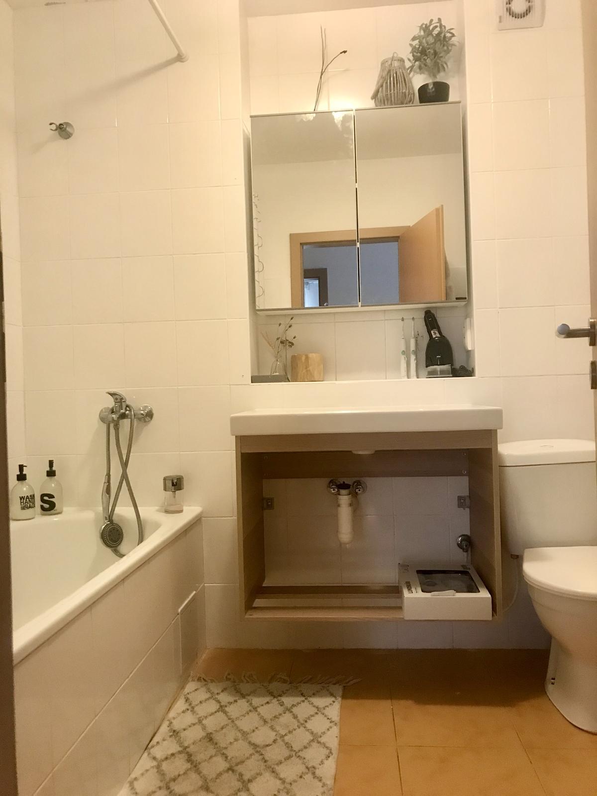 Z příšerné koupelny tvořím trochu lepší 💪 - Obrázek č. 22