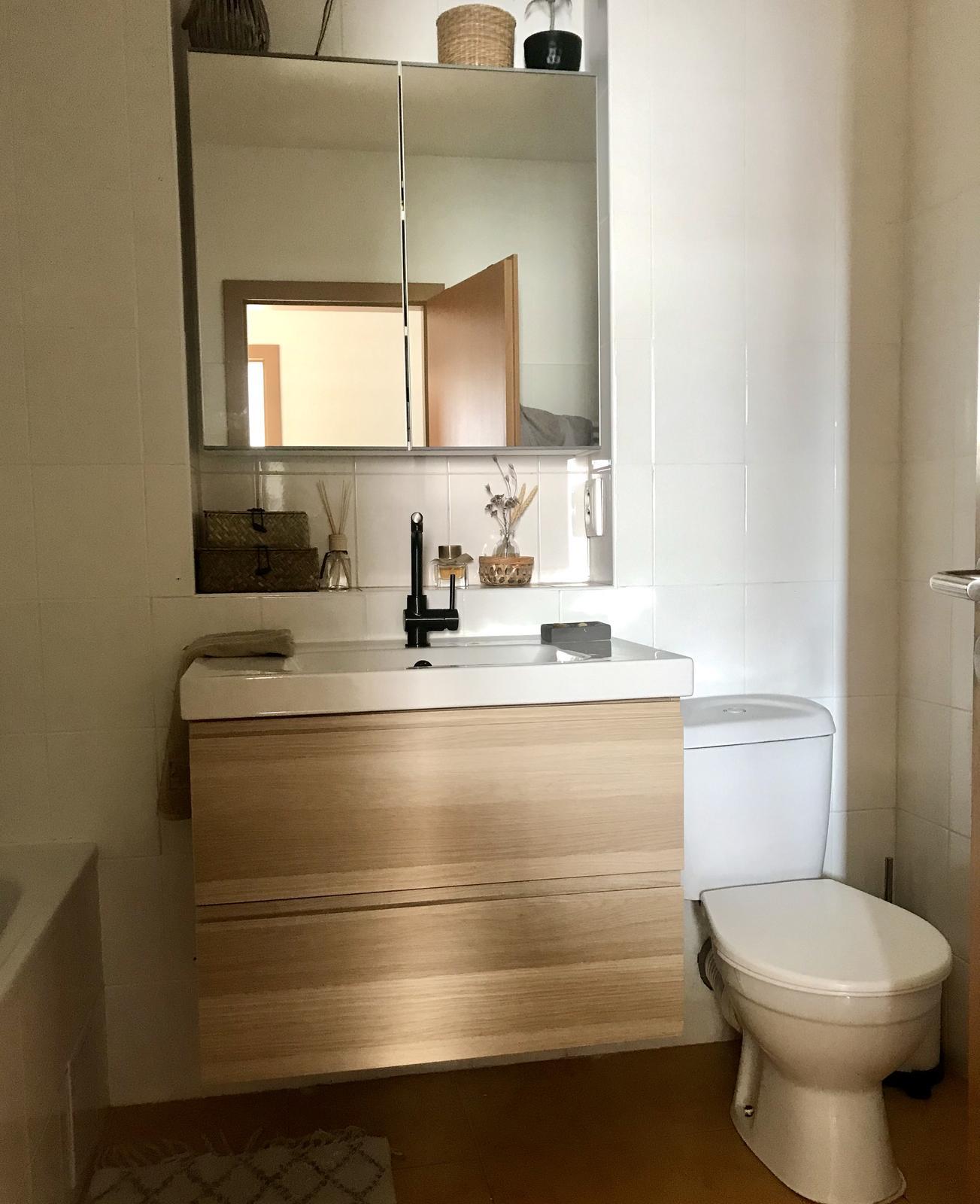 Z příšerné koupelny tvořím trochu lepší 💪 - Obrázek č. 25