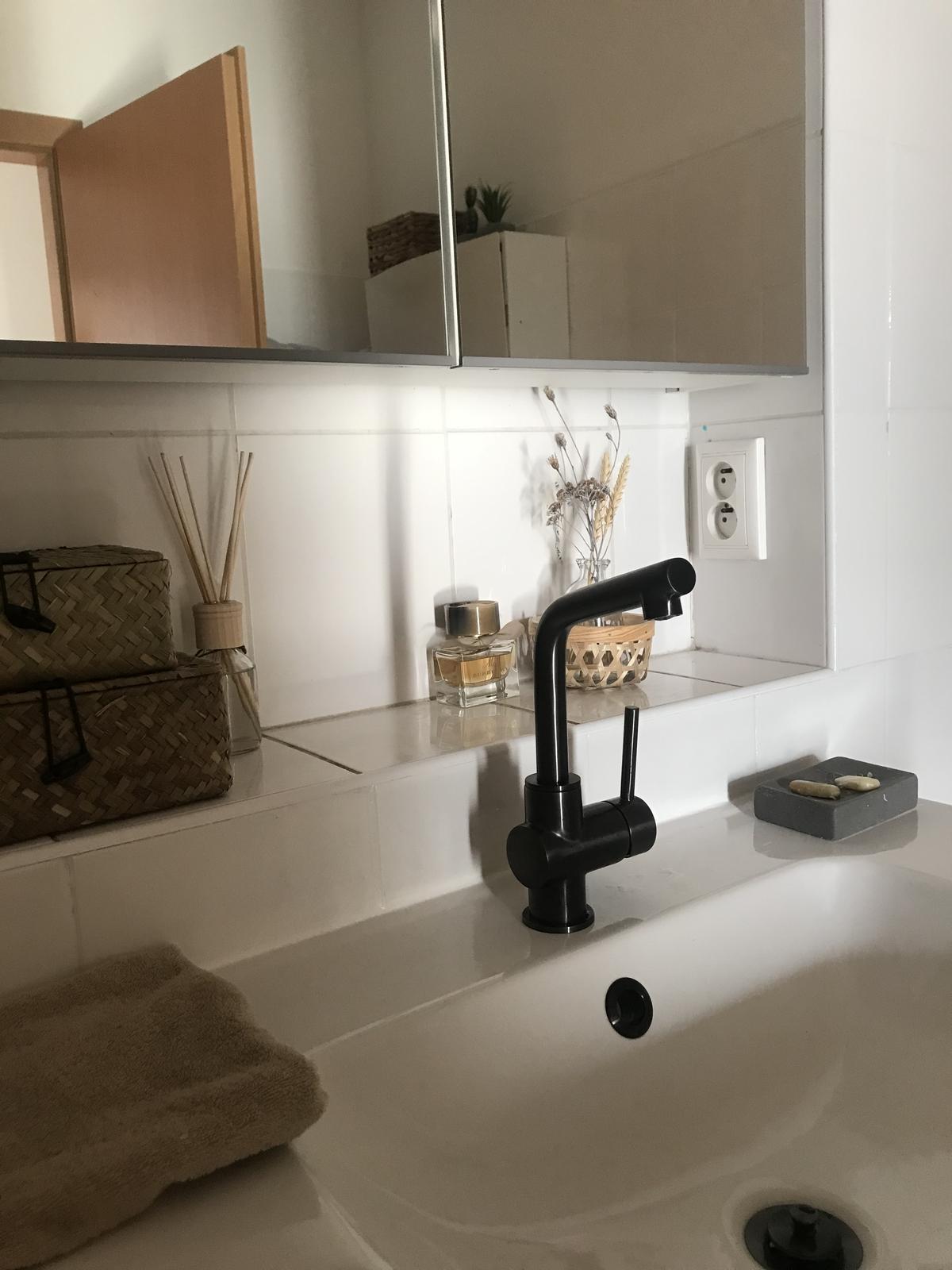 Z příšerné koupelny tvořím trochu lepší 💪 - Obrázek č. 26