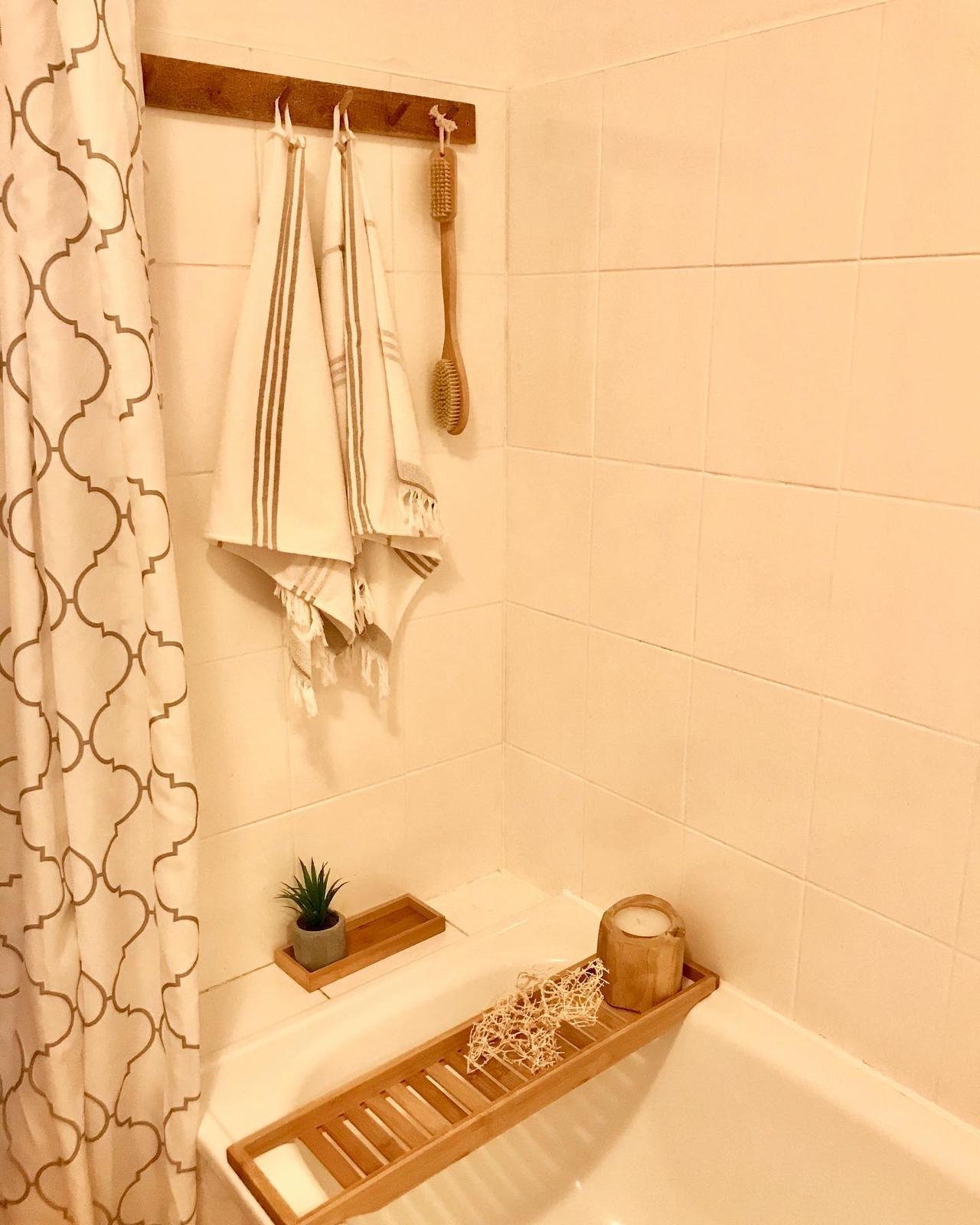 Z příšerné koupelny tvořím trochu lepší 💪 - Obrázek č. 36