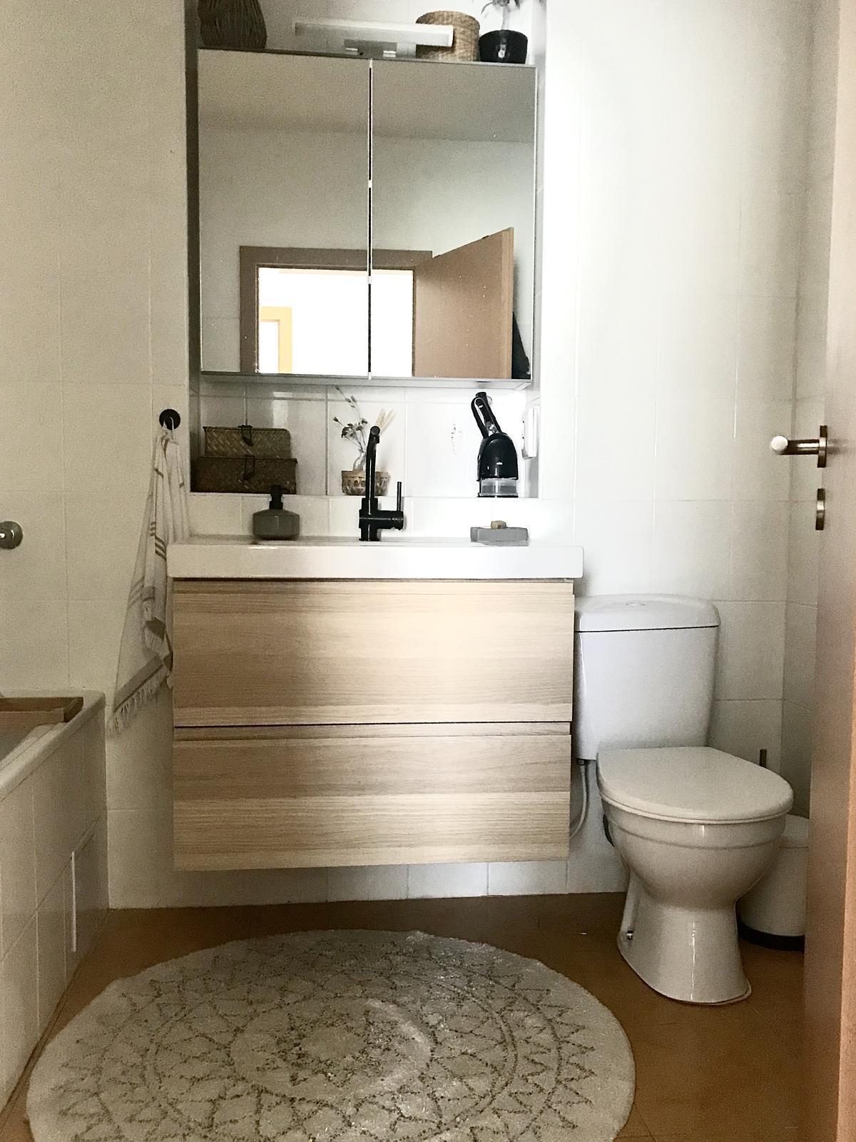 Z příšerné koupelny tvořím trochu lepší 💪 - Obrázek č. 39