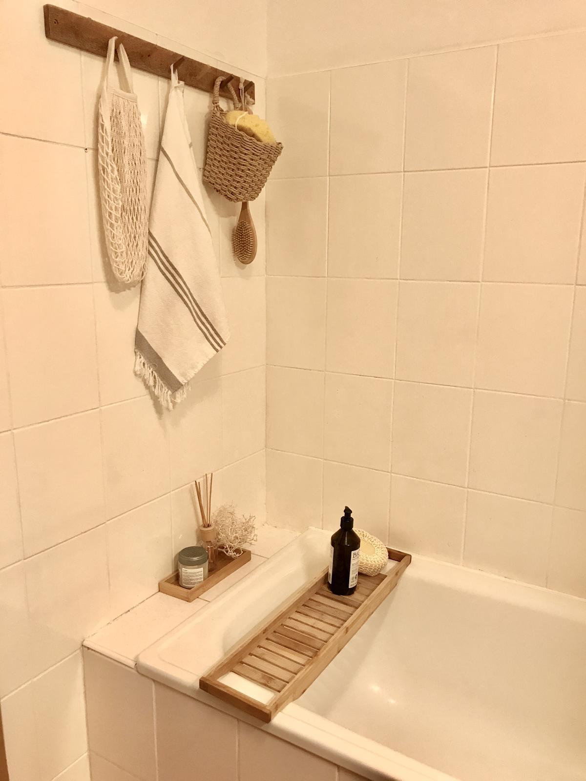 Z příšerné koupelny tvořím trochu lepší 💪 - Obrázek č. 45