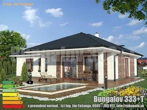 Bungalov 333 + T