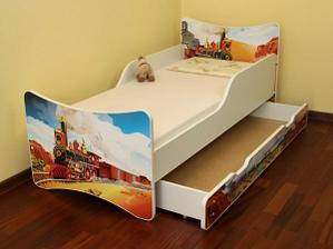a mame postel je dokonala :)