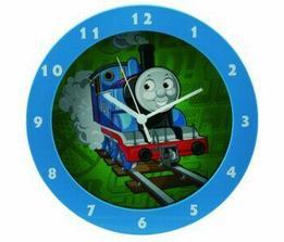 Hodiny Wesco nástenné hodiny vláčik Tomáš