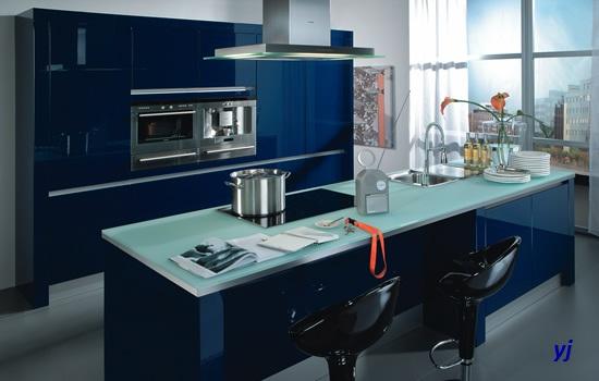 Moje milovane farby v interieri- modra, biela, - od Memphiz