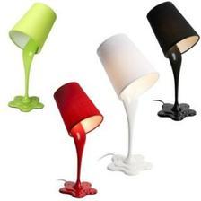 Liquid Lamp - Splash Lampa