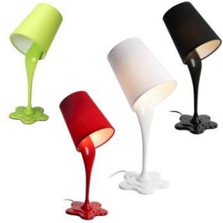 Ked sa hlasi dizajn o slovo :) - Liquid Lamp - Splash Lampa