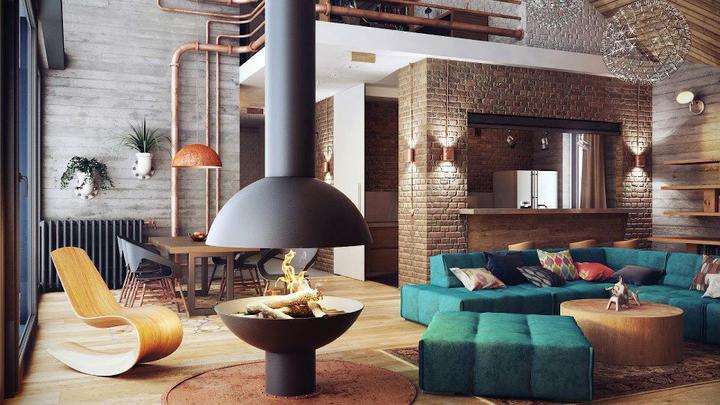Living room. - Obrázok č. 9