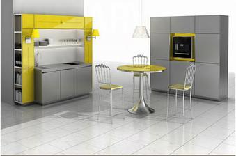 Philippe Starck, jeden z najuznávanejších dizajnérov na svete, predstavuje svoj pohľad na kuchyne
