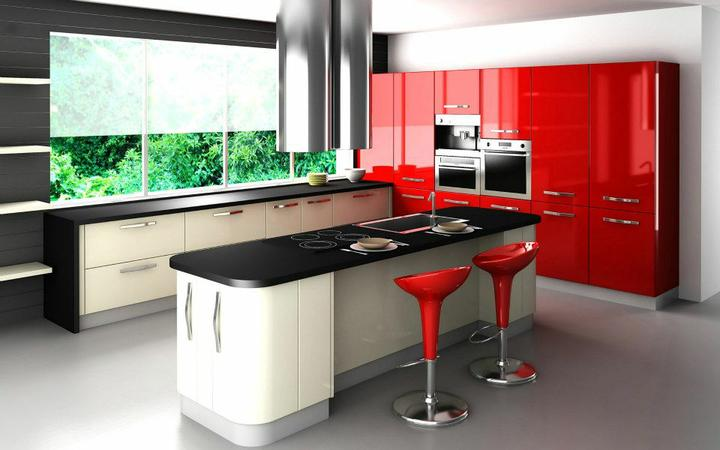 Moderne kuchyne - Obrázok č. 17