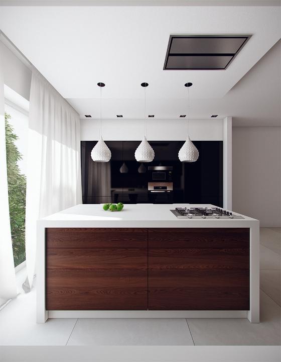 Moderne kuchyne - Obrázok č. 101