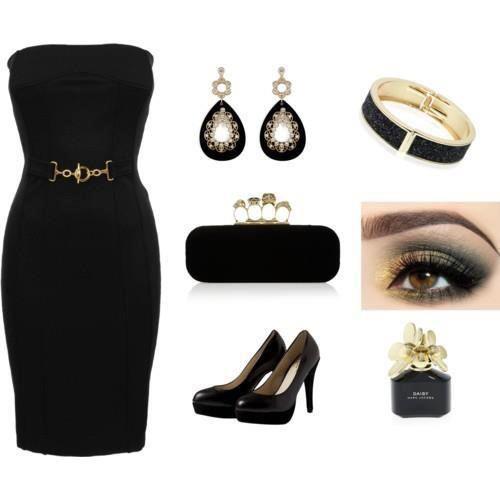 """V čom na svadbu .... """"little black dress"""" :) - Obrázok č. 523"""