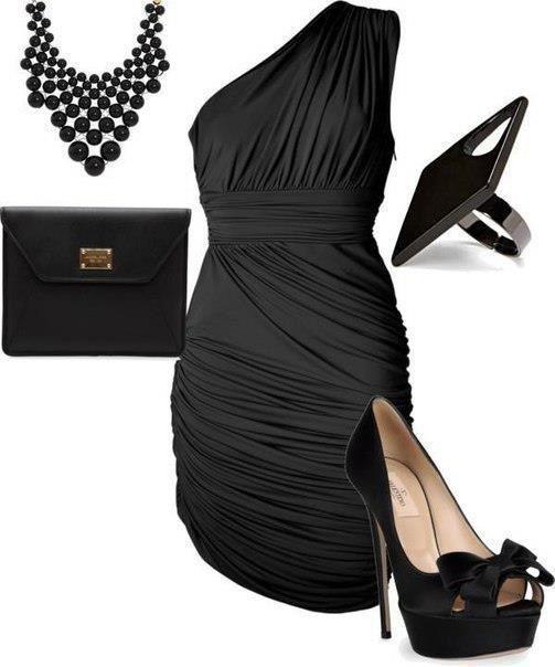 """V čom na svadbu .... """"little black dress"""" :) - Obrázok č. 527"""