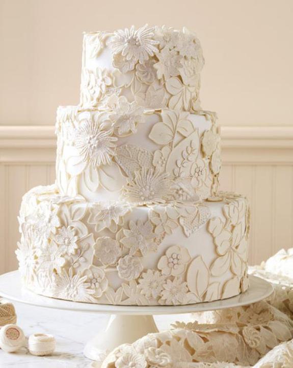 Lace Wedding Decorations & Details - Obrázok č. 55