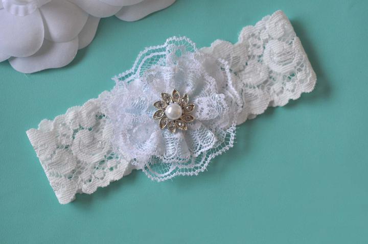Lace Wedding Decorations & Details - Obrázok č. 56