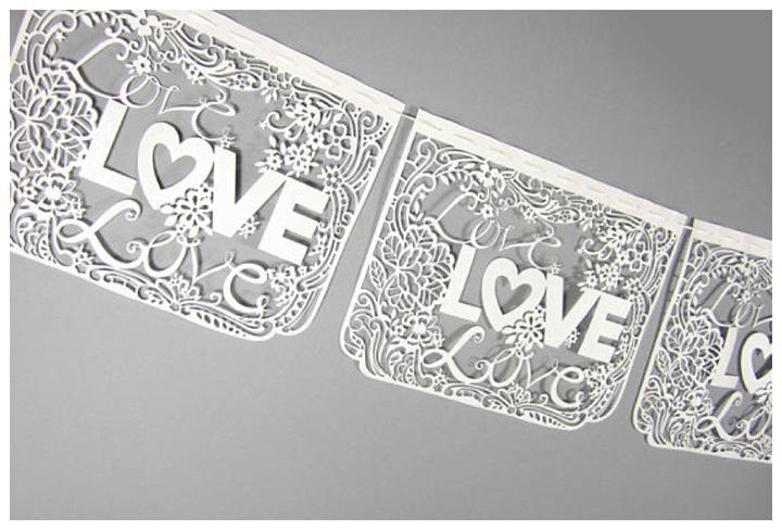 Lace Wedding Decorations & Details - Obrázok č. 22