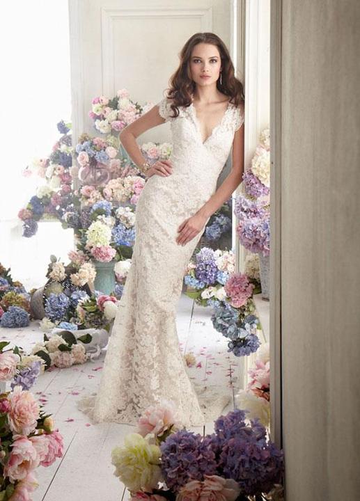 Lace Wedding Decorations & Details - Obrázok č. 43