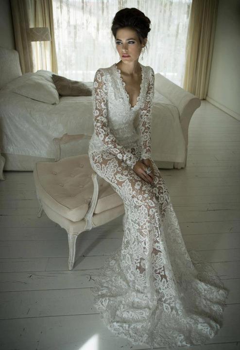 Lace Wedding Decorations & Details - Obrázok č. 45