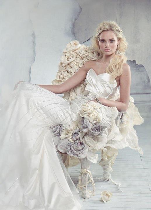 Lace Wedding Decorations & Details - Obrázok č. 48