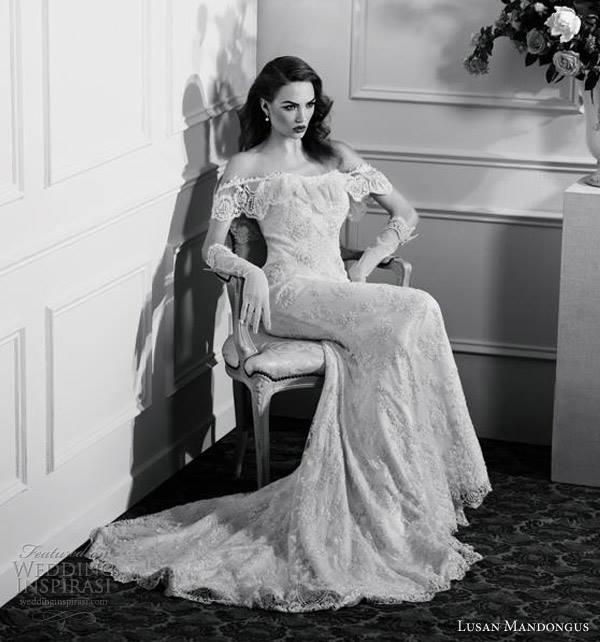 Lace Wedding Decorations & Details - Obrázok č. 51