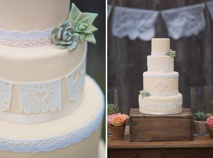 Lace Wedding Decorations & Details - Obrázok č. 65