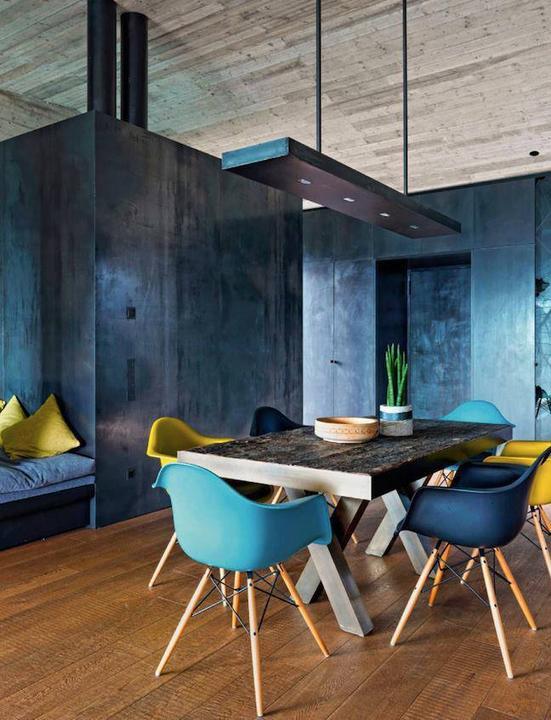 Moje milovane farby v interieri- modra, biela, - Obrázok č. 13