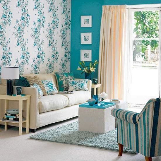 Moje milovane farby v interieri- modra, biela, - Obrázok č. 358