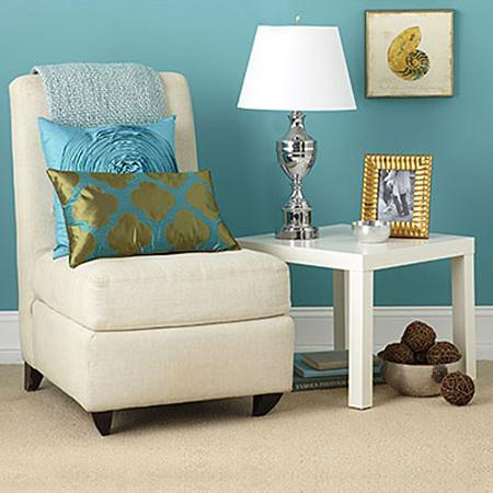 Moje milovane farby v interieri- modra, biela, - Obrázok č. 359