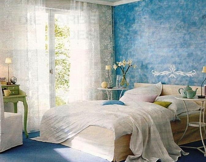 Moje milovane farby v interieri- modra, biela, - Obrázok č. 376