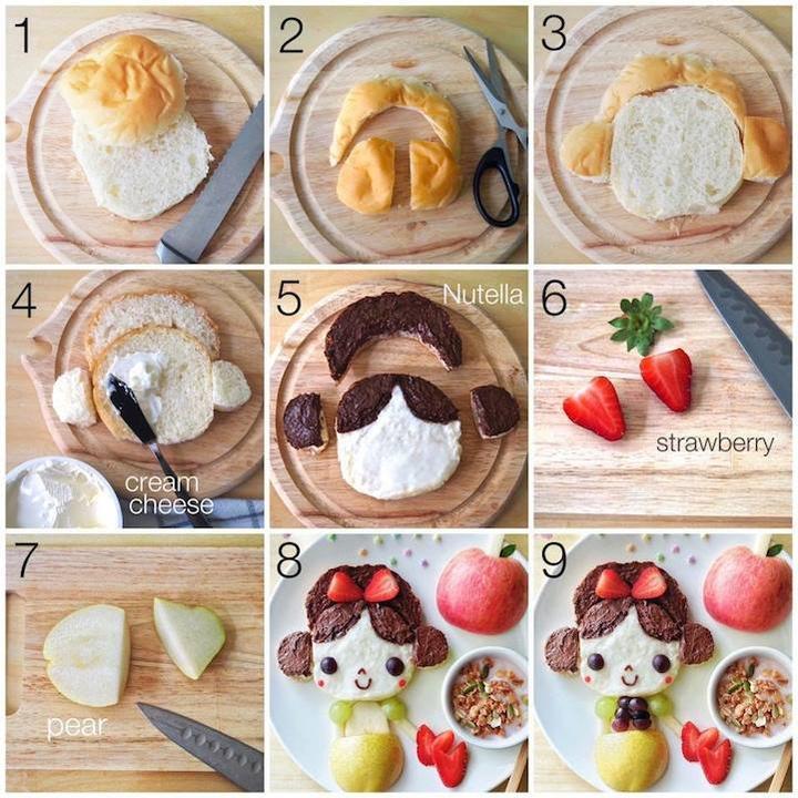 Food dizajn - Obrázok č. 13
